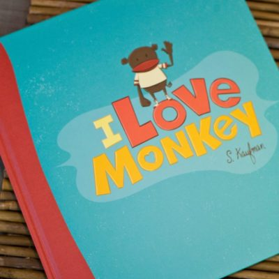 I Love Moneky