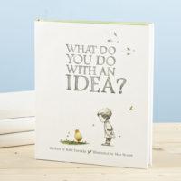 What do you do wiht an idea