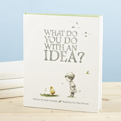 What do you do wiht an idea