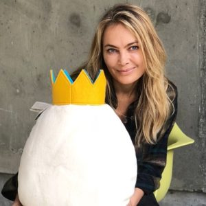 Michele Kambolis and What to do with an Idea Plush