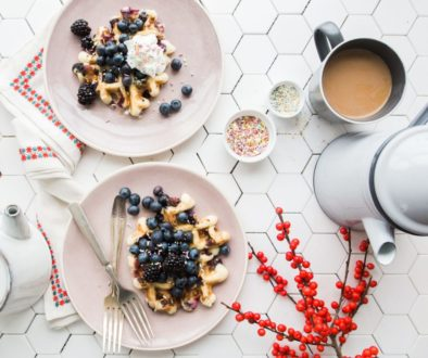 easy vegan waffles chi school recipe