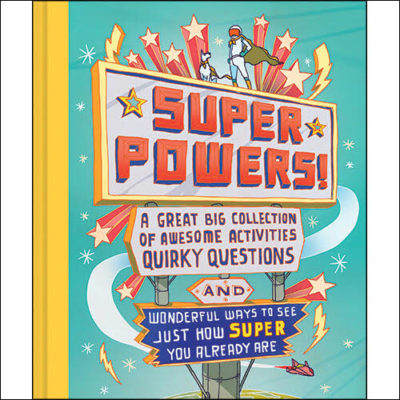 Super Powers Question Book